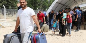 Suriyelilerin yüzde 56'sı ülkelerine dönmek istiyor