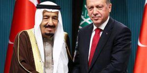 Cumhurbaşkanı Erdoğan Suudi Kralı ile görüştü