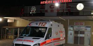 Gaziantep Araban'da iki araç kafa kafaya çarpıştı: 4 yaralı