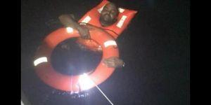 Bodrum açıklarında mülteci teknesi battı: 2 ölü