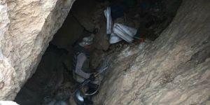 Herekol Dağında PKK'nin kış üslenmesine operasyon