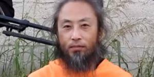 El Kaide'nin rehin aldığı Japon gazeteci 3 yıl sonra serbest