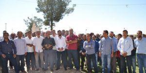 TİGEM'de iş bırakan 326 çoban tekrar iş başı yaptı