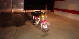 Çınar'da motosiklet kazası: 1 ölü