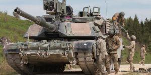 Almanya'daki askeri araçların büyük bir kısmı kullanılamaz halde