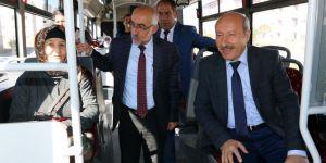 Van Büyükşehir Belediyesinden Erciş'e çıkarma