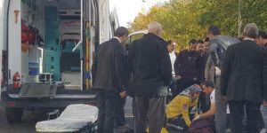 Bingöl'de otomobilin çarptığı kadın hayatını kaybetti