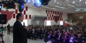Mardin'de Hazreti Muhammed'in hayatı ve kişiliği anlatıldı