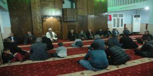 Çınar'da camilerde Mevlid-i Nebi coşkusu