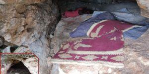 Diyarbakır'da PKK'ye ait mevzi, mağara, barınak ve sığınaklar imha edildi