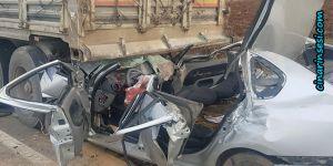 Diyarbakır Bismil karayolunda feci kaza: 4 ölü