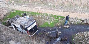 Bingöl'ün Solhan İlçesinde kaza: 3 yaralı