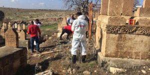 Alman hemşirenin öldürdüğü iddia edilen kadının Mardin'deki mezarı açıldı