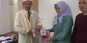 Avusturya vatandaşı İslam dinini seçerek Müslüman oldu