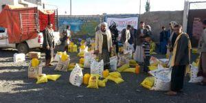 IHO-EBRAR'dan Yemen'e gıda yardımı
