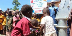 Yetimler Vakfının Uganda'da yardımları devam ediyor