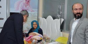 Kozluk Devlet Hastanesi 'anne dostu' hastanesi oldu