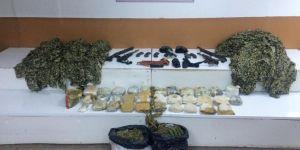 Diyarbakır Lice'de silah ve mühimmat ele geçirildi: 1 gözaltı