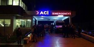 Çınar'daki kazada yaralananların isimleri belli oldu