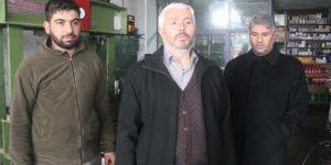 HÜDA PAR Doğubayazıt İlçe Teşkilatından sanayi esnafına ziyaret