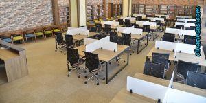 Diyarbakır Büyükşehir Belediyesinden öğrencilere yeni kütüphane