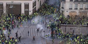 Kolanên Fransayê tevlîhev bûn: 720 kes hatin binçavkirin