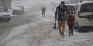 Doğu Anadolu'da yoğun kar yağışı bekleniyor