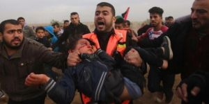 4-year-old Palestinian boy injured by the occupiers died in hospital