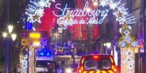 Gunman kills 4 in France, injures 12