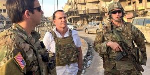 US: We will stay in Syria until internal security forces are in place