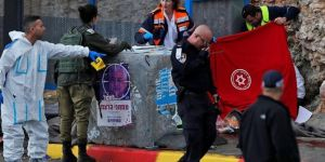 The massacre of zionists did not remain unrequited: 3 zionists killed