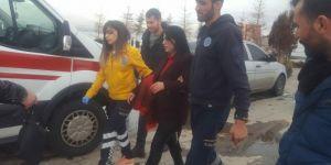 Bitlis Tatvan'da iskelede gezen bayan Van Gölüne düştü