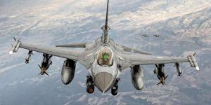 Gara bölgesine hava harekatı: 13 PKK'li öldürüldü