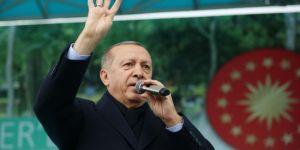 Erdoğan'dan operasyon açıklaması: Her an başlayabiliriz
