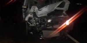 Viranşehir-Ceylanpınar Karayolu'nda hafif ticari araç motosikletle çarpıştı: 2 ölü