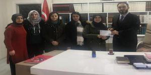 Diyarbakır'da üniversite öğrencilerinden Yemen'e yardım