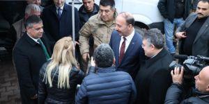 Sınırda görev yapacak gazetecilerin ihtiyaçları karşılanacak