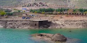 Graves of the prophets surfaced after the recede of dam water