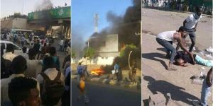Protests in Sudan spread across the country while there are dead and wounded