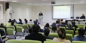 Diyarbakır'da teknik personellere gübre denetçisi eğitimi verildi