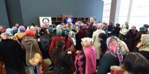 Şahinbey Belediyesinin standına yoğun ilgi