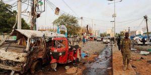 Somali'de bomba yüklü araç patlatıldı