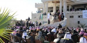We want Syria to be liberated as soon as possible