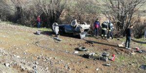 Bingöl-Genç karayolunda  kaza: 1 ölü