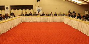 Toplumsal Barış Ağını Geliştirme Projesi Diyarbakır Bölge Çalıştayı yapıldı