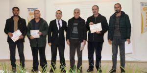 Bal yarışması dereceye girenlere ödül verildi