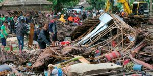 At least 429 death in Indonesian tsunami