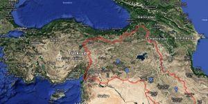 "Google deletes map of ""Greater Kurdistan"""