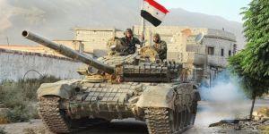 Syrian army enters Manbij