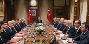 Defense Industry Executive Committee convenes in Ankara